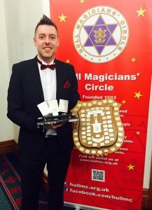 Award Winning Magician