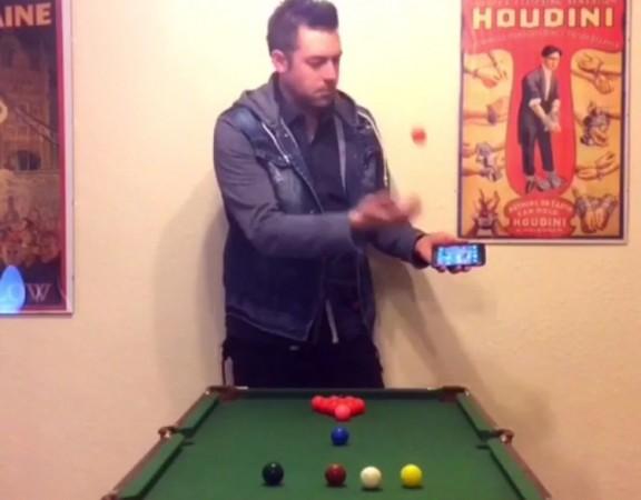 Snooker Trick Shot Magic Vines