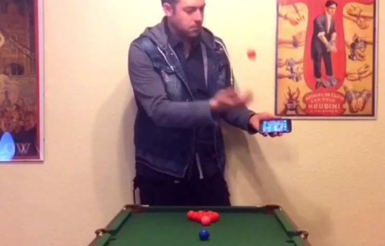Snooker Trick Shot Magic Vines