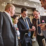Magician at weddings